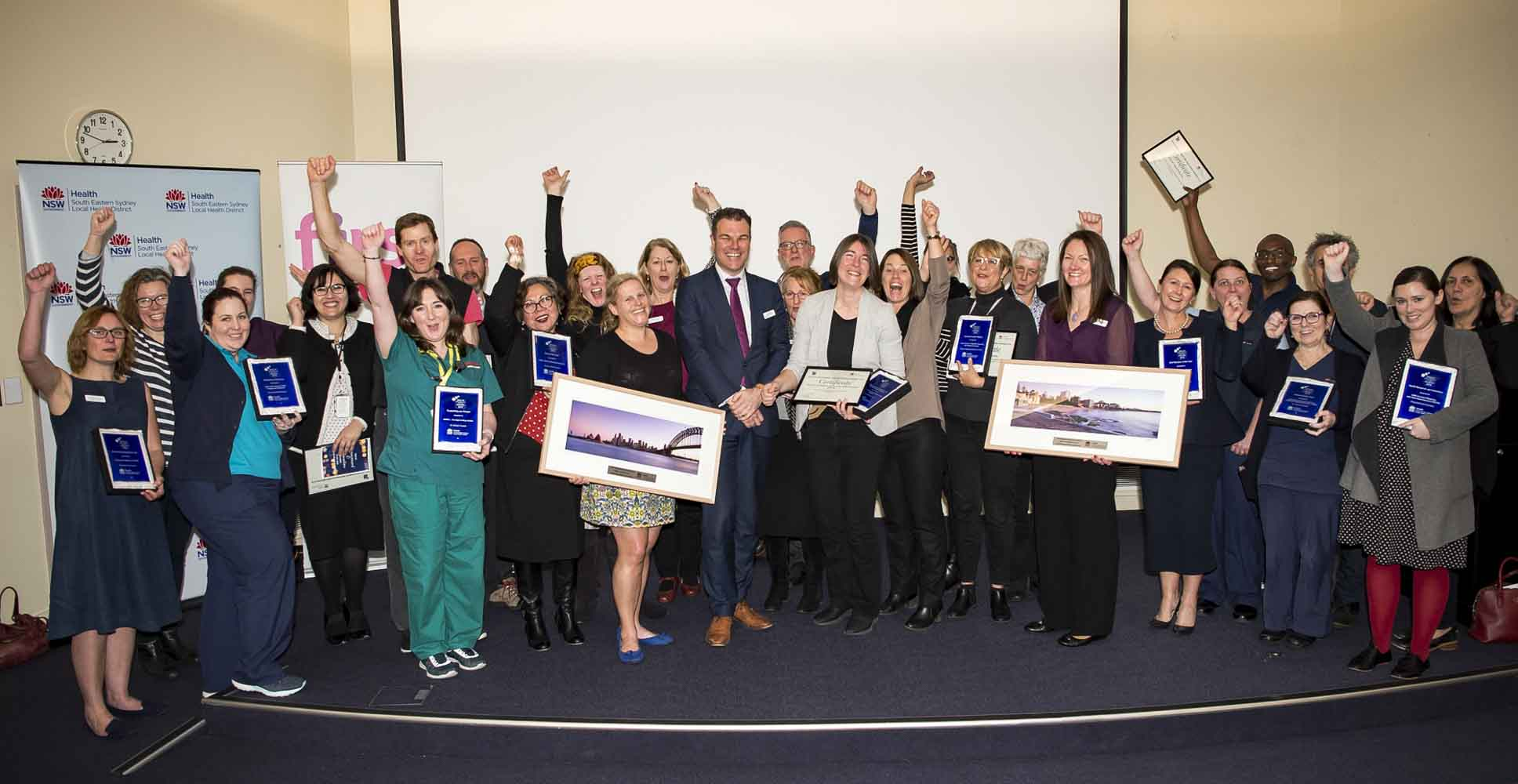 2019 SESLHD Improvement and Innovation Awards - Winners