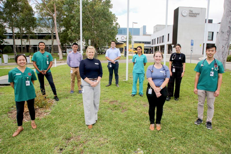 Royal JMOs at Sutherland Hospital