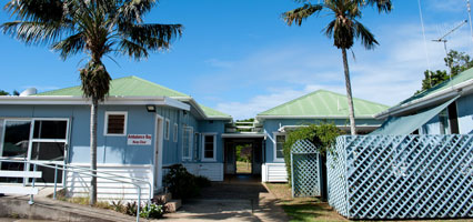 Norfolk Island Health and Residential Aged Care Service Support Team