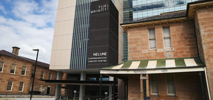 Nelune Comprehensive Cancer Centre image