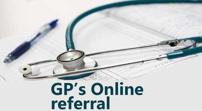 GP's Online Referral Form