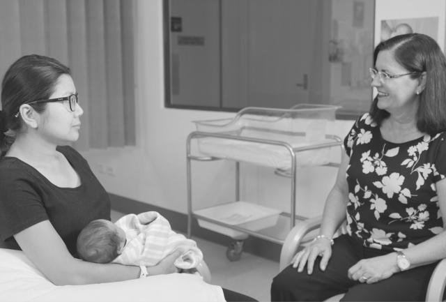 Postnatal physiotherapy video