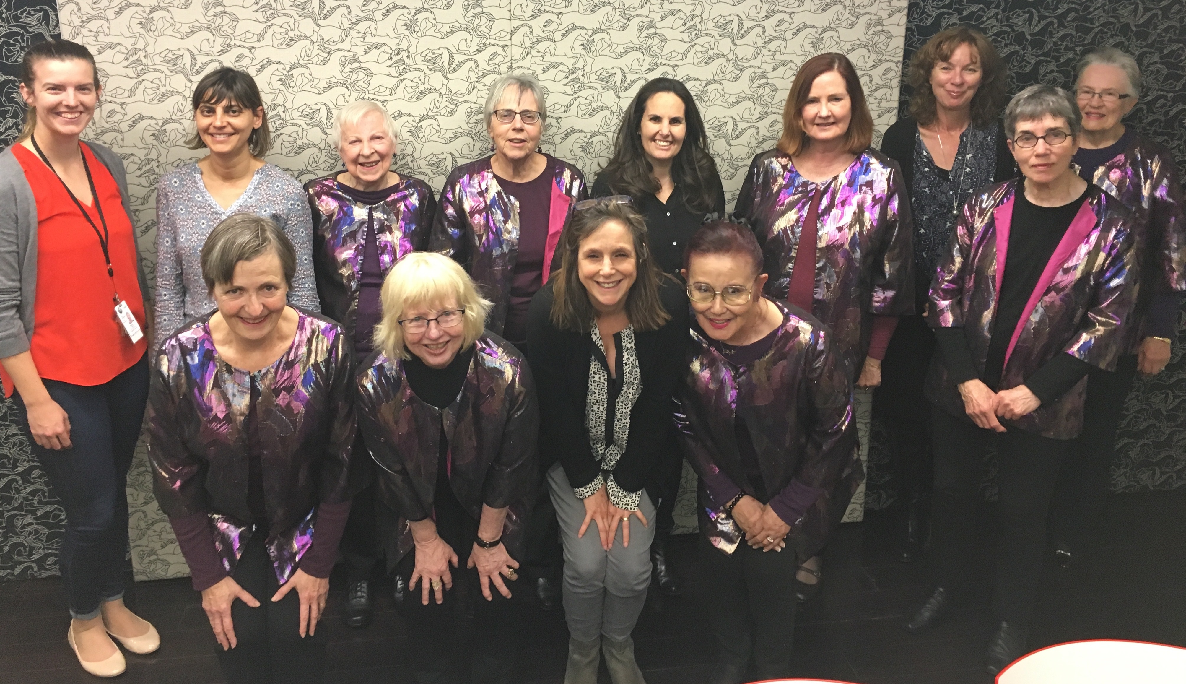 Staff from Aged care Psychiatry (POW) and Randwick council with the OWN Theatre Group2.jpg