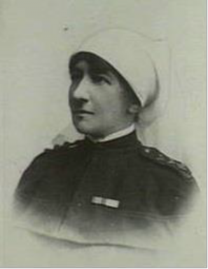 Matron Alice Prichard